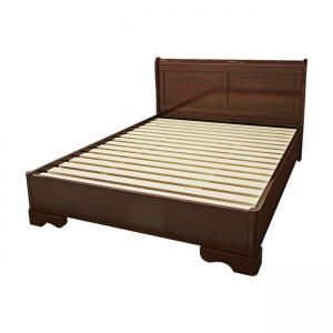 Ліжко двоспальне низьке