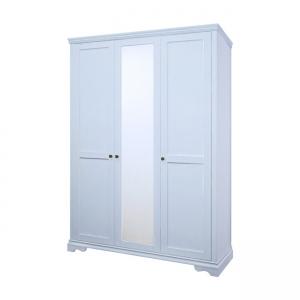 Шафа 3-х дверна з дзеркалом